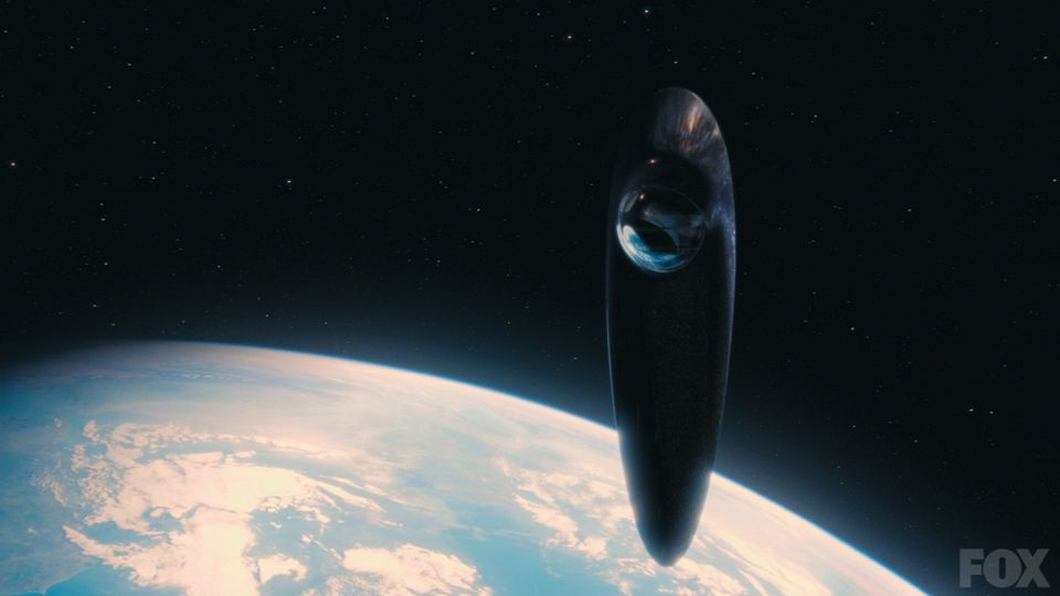 The Spaceship of the Imagination. Image credit: FOX