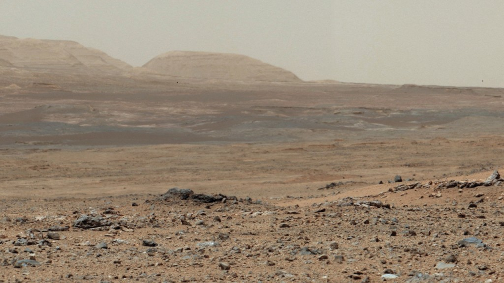 Would you live here? Could you live here? Image credit: NASA/JPL