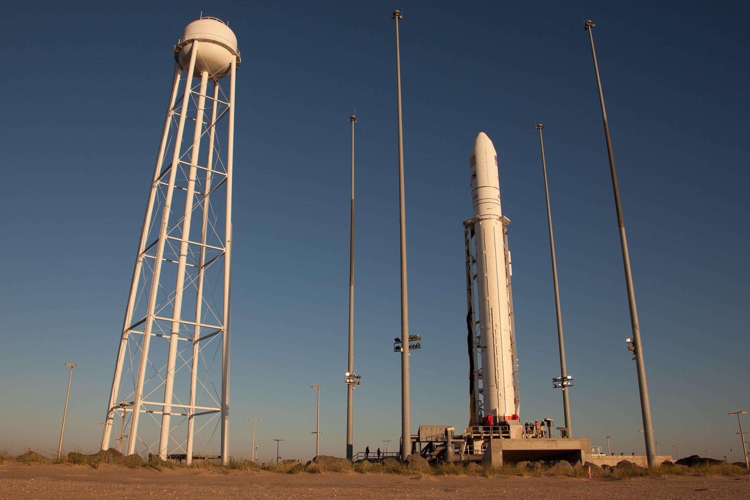 nasa wallops rocket launch - photo #36